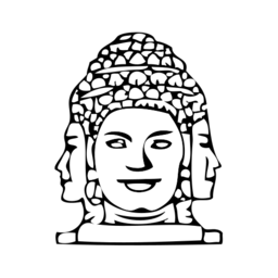 Bayon Temple Logo SVG Picture