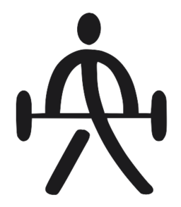 Weight Lift Icon SVG Picture